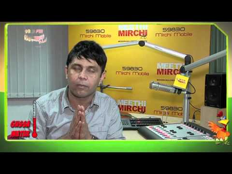RJ Naved in 'Murga and Shaadi ka Lifaafa'
