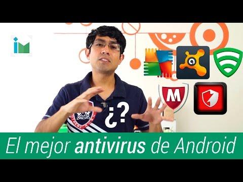 ¿El mejor antivirus de Android?