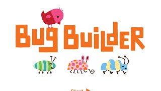 Sago Mini Bug Builder - Best iPad app demo for kids - Ellie