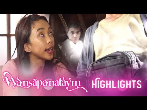 Wansapanataym: With Vincent's help, Espie proves to Janine that she is not a fake spirit medium