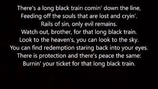 Josh Turner Long Black Train Lyrics