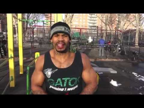 King Gator's Total Body Workout Challenge