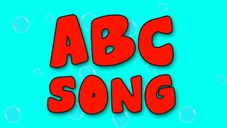 ABC Bubble Song