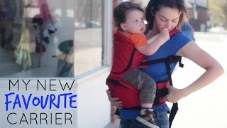 MY FAVOURITE BABY CARRIER - MiaMily Hipster | AmandaMuse