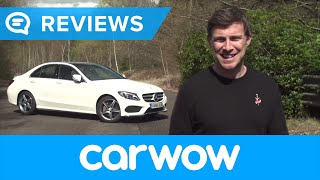 Mercedes C-Class Saloon 2018 review | Mat Watson Reviews