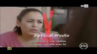 Nouveau Scandale Polémique 2M Emission Nabil Ayouch et Laila Marrakchi