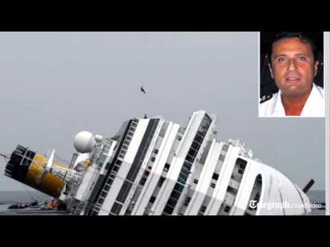 New Costa Concordia black box audio played to court