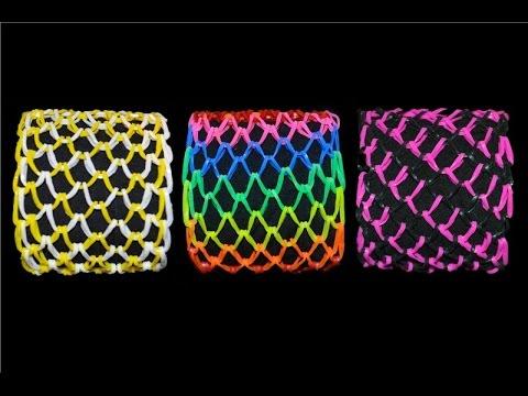 Резинки для плетения браслетов чешуя дракона на
