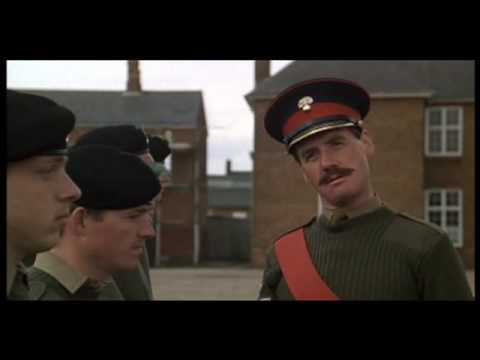 Monty Python ~ Marching up and down the square (Michael Palin)