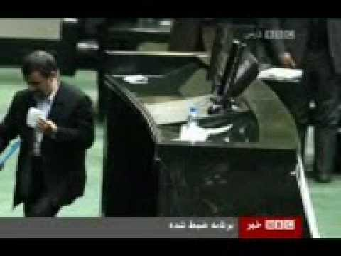 افشاگریهای بی سابقه احمدی نژاد و لاریجانی