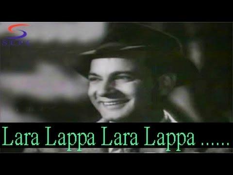 Lara Lappa Lara Lappa Laayi Rakhda - Lata Durrani Rafi - EK...