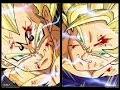 Download SSJ2 Goku vs Majin Vegeta Full Fight Alternate Music HD in Mp3, Mp4 and 3GP