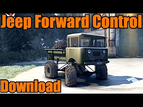 Spin Tires | Jeep Forward Control (FC) | Full Test with Download