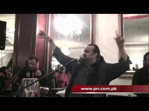 Qawal Amjad Sabri's Performance At Pakistan League Of America video