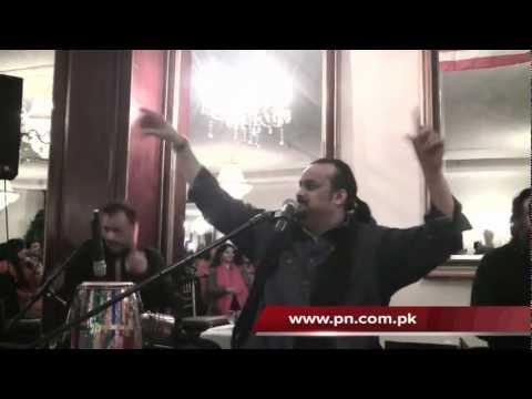 Qawal Amjad Sabri's Performance At Pakistan League Of America video