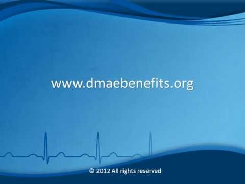 Benefits of DMAE product