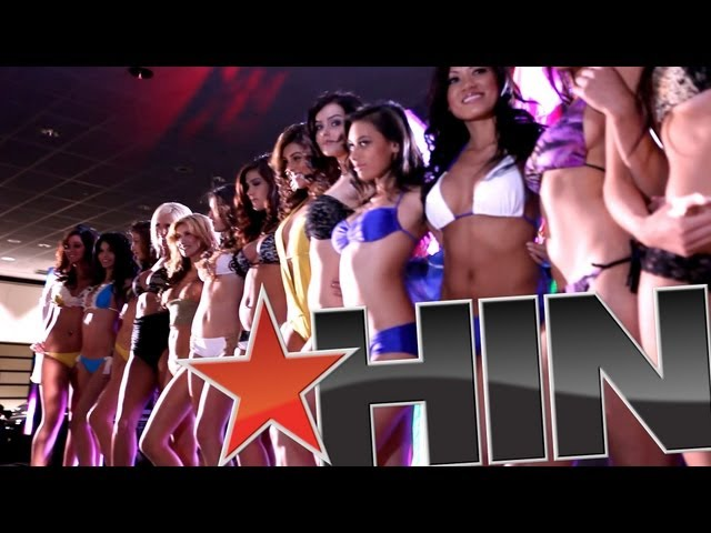 The Girls of Hot Import Nights 2011 (HIN Models/ Go-Go & Bikini Competition)