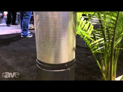 CEDIA 2013: Terra Loudspeakers Shows its LuminSound Outdoor Lighting and Sound System