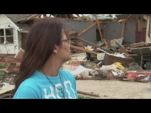Oklahoma tornado: Survivors react to devastation as clean up begins in Moore