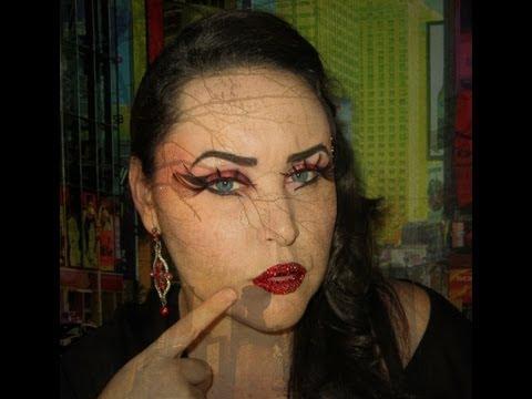 Diabla Maquillaje Catalogo Movistar Mexico