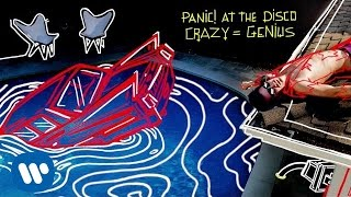 Panic! At The Disco: Crazy = Genius (Audio)