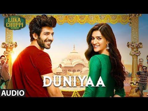 Download Lagu  Full Song: Duniyaa |  Luka Chuppi| Kartik Aaryan Kriti Sanon | Akhil | Dhvani B | Abhijit V Kunaal V Mp3 Free