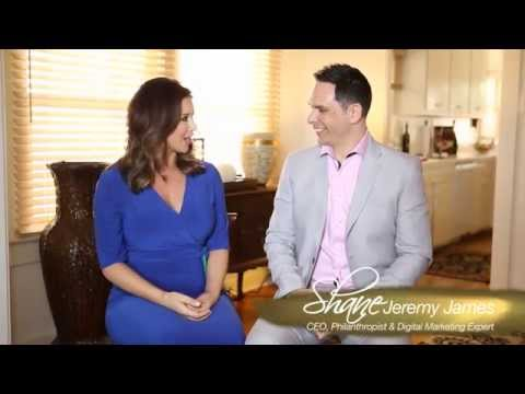 ILTV Interview with Entrepreneur & Philanthropist, Shane Jeremy James