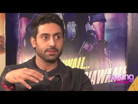Happy New Year: Abhishek Bachchan, Farah Khan, Vivaan Shah Exclusive Part 1