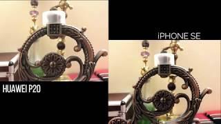 Huawei P20 vs iPhone SE