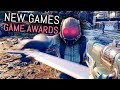 10 NEW Games Announced At Game Awards 2018 mp3