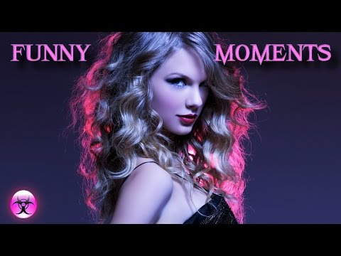 Funny, CUTE AND HOT Moments of Taylor Swift