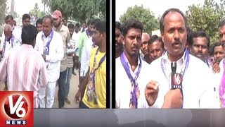 BSP Candidate Kalluri Ramachandra Reddy Face To Face On Alair Election Campaign