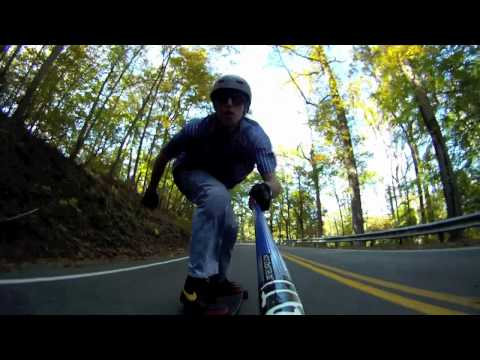 Skateboarding in Southern Ohio