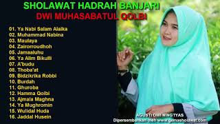 Sholawat Terpopuler Hadrah Al Banjari DWI MUHASABATUL QOLBI HD