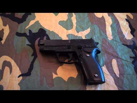 Norconia Gas Pistol- recenzja