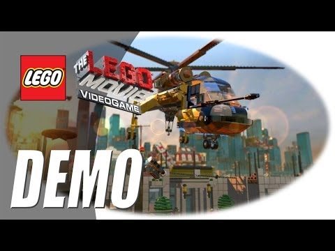 LEGO: Przygoda Gra Video DEMO Xbox360 HD gameplay