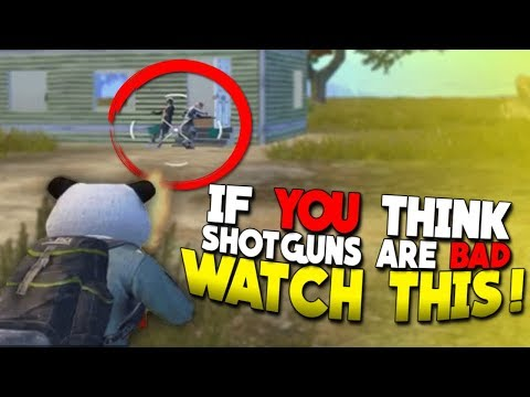 2 KILLS 1 SHOT! | NEVER UNDERESTIMATE SHOTGUNS! | Pubg Mobile