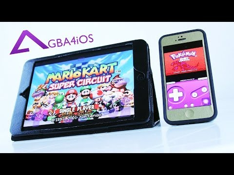 How to Install Gameboy Emulator on iOS 7.1 - GBA4iOS 2.0 Demo (NO Jailbreak)
