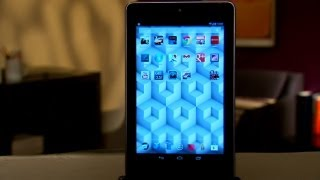 The Nexus 7 gets HSPA+ plus Android 4.2