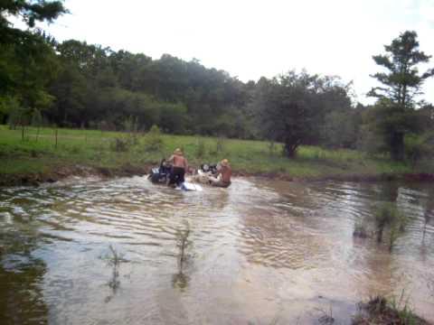 Honda killer sardis lake youtube for Sardis lake fishing report