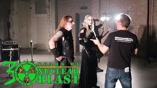 BLEEDING GODS - From Feast To Beast (Making Off)
