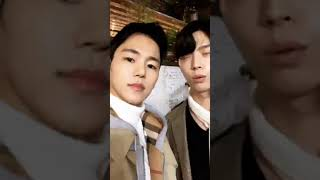 09112018 Insoo Instagram LIVE with JunQ