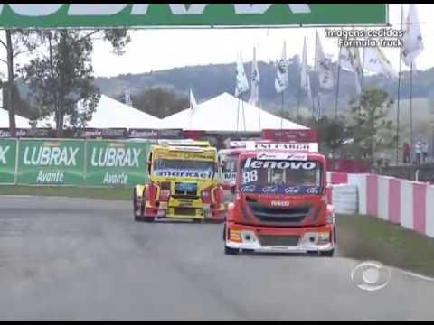 Fórmula Truck — TV Informativo