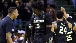 Johnathan Motley Joins Big 12 Royalty In Win vs. Texas