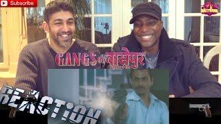 Gangs of Wasseypur Trailer REACTION!