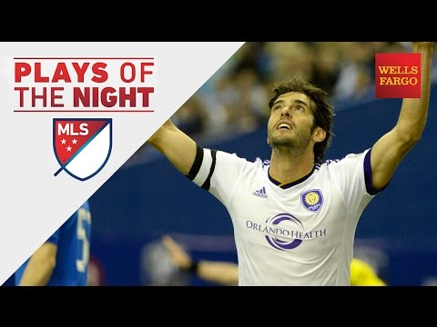 Kaká's brilliance and a duo of late game-winners | Plays of the Night presented by Wells Fargo
