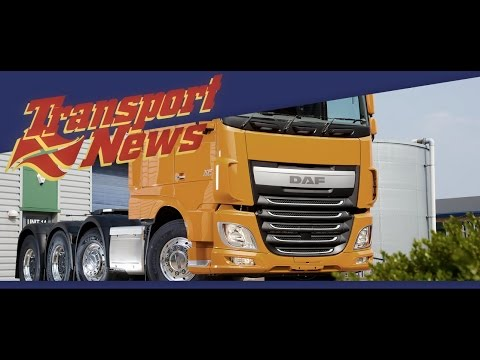DAF Trucks UK | XF FTM 510bhp Heavy Haulage Truck | Transport News Road Test