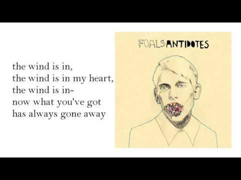 foals - cassius -lyrics-