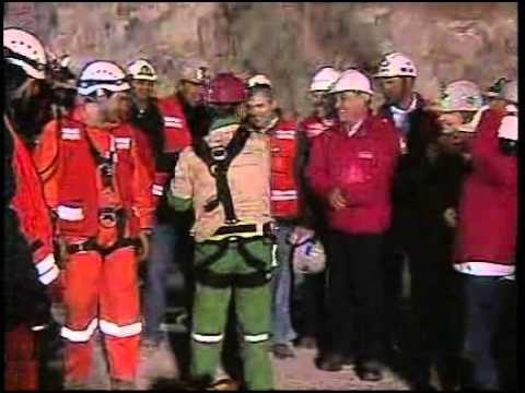 Super Mario Sepulveda- Trapped Chilean Miner Resurfaces