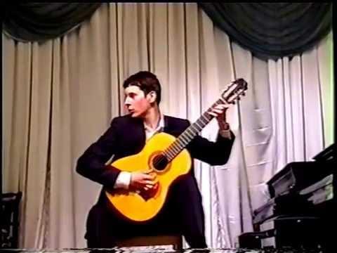 Dmitry Churilin plays Tango of Diens